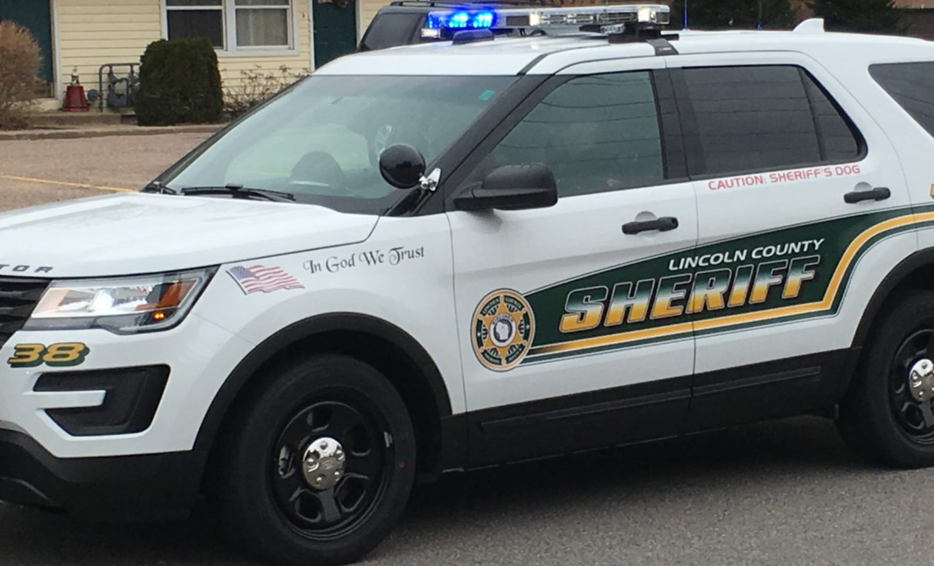 Lincoln County Sheriff's Office reports - Merrill Foto News